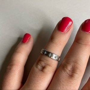 Unbranded | Size 4 Ring with Twinkle Stars